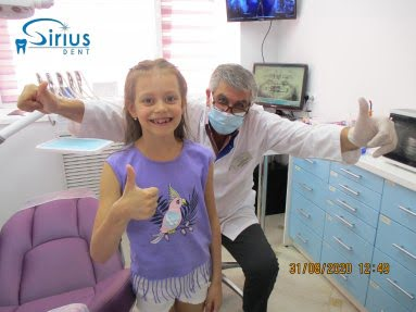 Самое ценное в нашей работе - улыбки пациентов. Видеть же улыбки маленьких пациентов - приятнее вдвойне