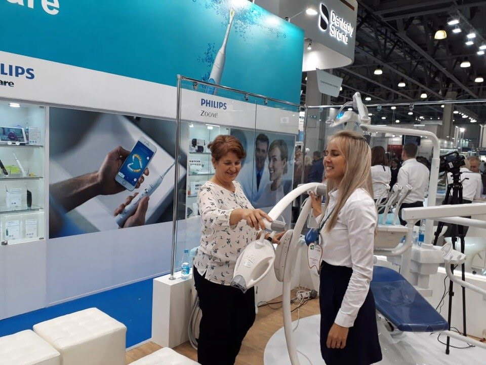 выставка Dental Expo 2018